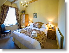 bed and breakfast accommodation with view of Lledr valley nr betws-y-coed