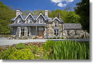 country house b&b accommodation betws-y-coed snowdonia north wales